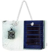 Lantern And Window Weekender Tote Bag