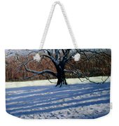 Large Tree Weekender Tote Bag