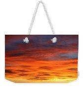 Las Cruces Sunset Weekender Tote Bag