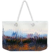 Las  Vegas  Nevada  Skyline  Digital Art Weekender Tote Bag