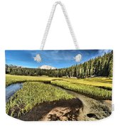 Lassen Meadows Weekender Tote Bag
