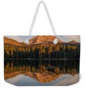 Lassen Reflecting 8 Weekender Tote Bag