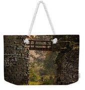 Last Bridge To Minas Tirith  Weekender Tote Bag