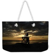 Last Day Of Summer Weekender Tote Bag