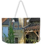 Last Light In Sarlat Weekender Tote Bag
