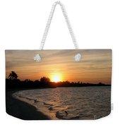 Last Rays Of Sun Weekender Tote Bag