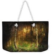 Last Rays Weekender Tote Bag by Svetlana Sewell