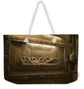 Last Supper - Wieliczka Salt Mine Weekender Tote Bag