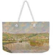 Late Afternoon - Vetheuil Weekender Tote Bag