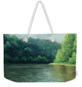 Later That Day Weekender Tote Bag