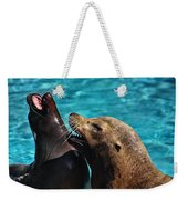 Laughing Seals Weekender Tote Bag