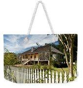 Laura Creole Plantation Weekender Tote Bag