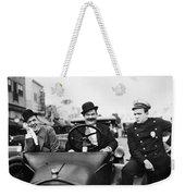 Laurel And Hardy, 1928 Weekender Tote Bag