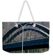Laurentian Bridge Weekender Tote Bag