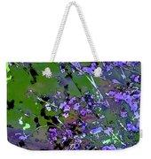 Lavender 2 Weekender Tote Bag