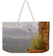 Lavender And Rock Weekender Tote Bag