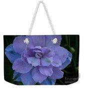 Lavender Blue Weekender Tote Bag