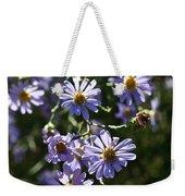 Lavender Ladies Weekender Tote Bag