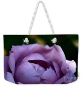 Lavender Morning Weekender Tote Bag