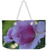 Lavender Roses Weekender Tote Bag
