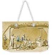 Lavoisier Experimenting Weekender Tote Bag
