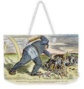 Lawrence Strike, 1912 Weekender Tote Bag