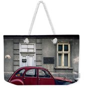 Lawyer. Belgrade. Serbia Weekender Tote Bag