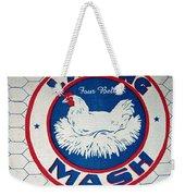 Laying Mash Weekender Tote Bag