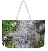 Lazy Gator II Weekender Tote Bag