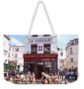 Le Consulat Cafe  Weekender Tote Bag