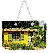 Le Jardin De Vincent Weekender Tote Bag by Chris Thaxter