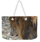 Le Lion Weekender Tote Bag