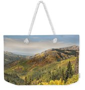 Lead King Basin Road 2 Weekender Tote Bag