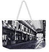 Leadenhall Market Weekender Tote Bag