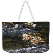 Leaf Collection Weekender Tote Bag