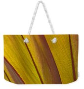 Leaf Patterns Weekender Tote Bag