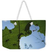 Leafcutter Ant Atta Columbica Workers Weekender Tote Bag
