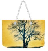 Leafless Tree Weekender Tote Bag