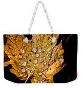 Leafwash Weekender Tote Bag