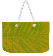 Leafy Art I Weekender Tote Bag
