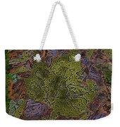 Leafy Goodness Weekender Tote Bag