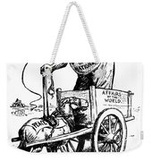 League Of Nations, 1919 Weekender Tote Bag
