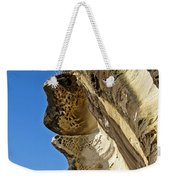 Leaning Rock Weekender Tote Bag by Kaye Menner