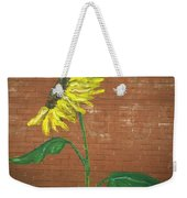 Leavenworth Sunflower  Weekender Tote Bag