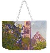 Leckie Memorial  Church  Peebles Scotland Weekender Tote Bag