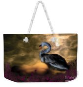 Leda And The Swan Weekender Tote Bag