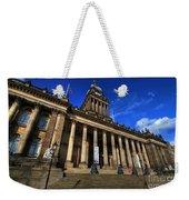 Leeds Town Hall Weekender Tote Bag