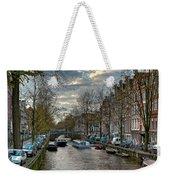 Leidsegracht. Amsterdam Weekender Tote Bag