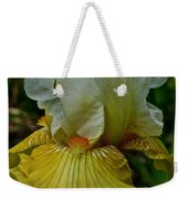 Lemon Petals Weekender Tote Bag