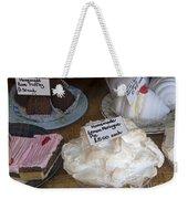 Lemon Pie And Pastries Weekender Tote Bag